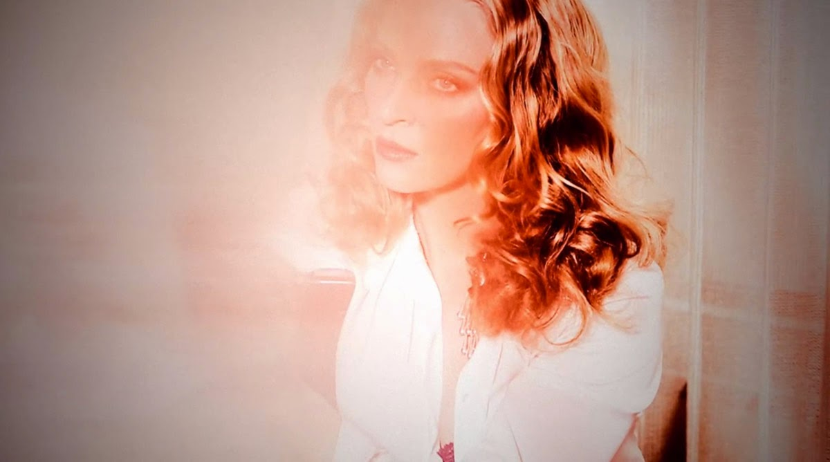 Eyes of Uma - Fashion film protagonizado por Uma Thurman para Vs. Magazine