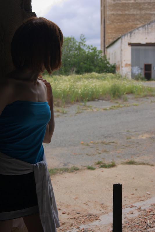 I Sesión de fotos C&P por Atsuki - Jill Valentine and Zombies  DSC02513h