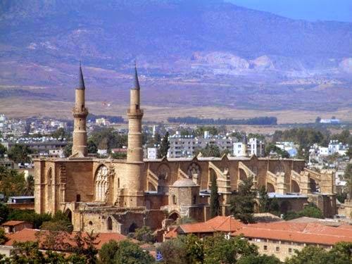 Nicosia capital de Chipre,  Nicosia