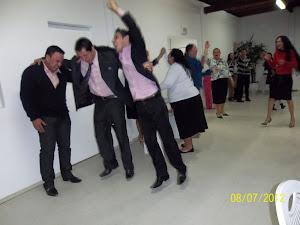 Saltando como Davi perante ELE!!