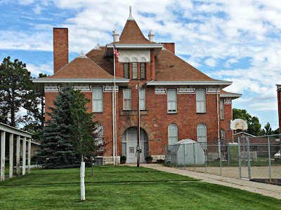 Centennial Hall Museum haunted school house