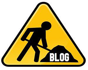 Blog em fase de restauro