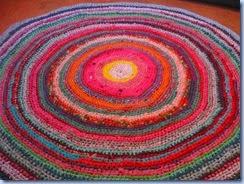 Amazing Circular Crochet Rag Rug Tutorial