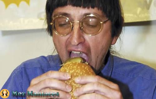 Comer apenas Big Mac