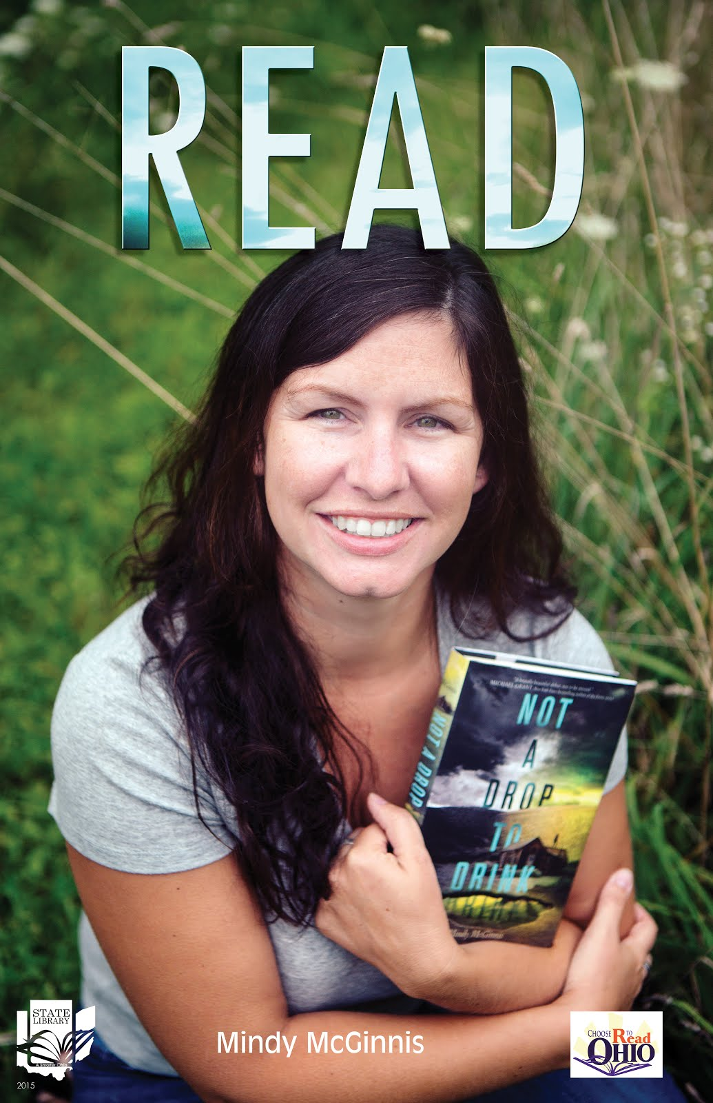 Author Mindy McGinnis