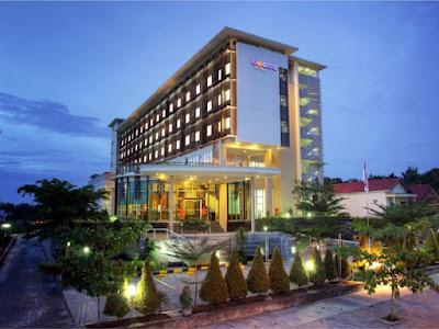 hotel di Palangkaraya