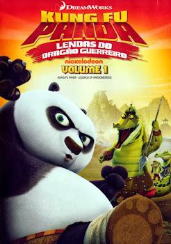 Kung Fu Panda: Lendas do Dragão Guerreiro Vol. 1 Dublado
