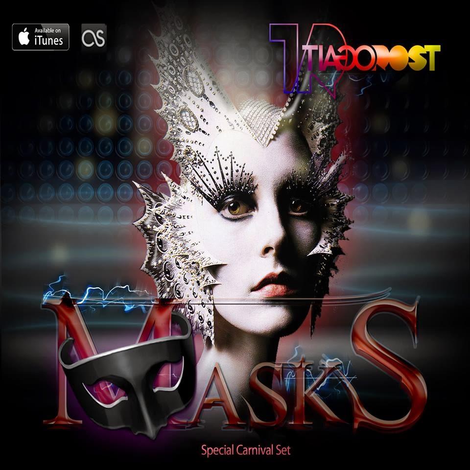 DJ Tiago Rost - MASKS (Carnival Special Set)