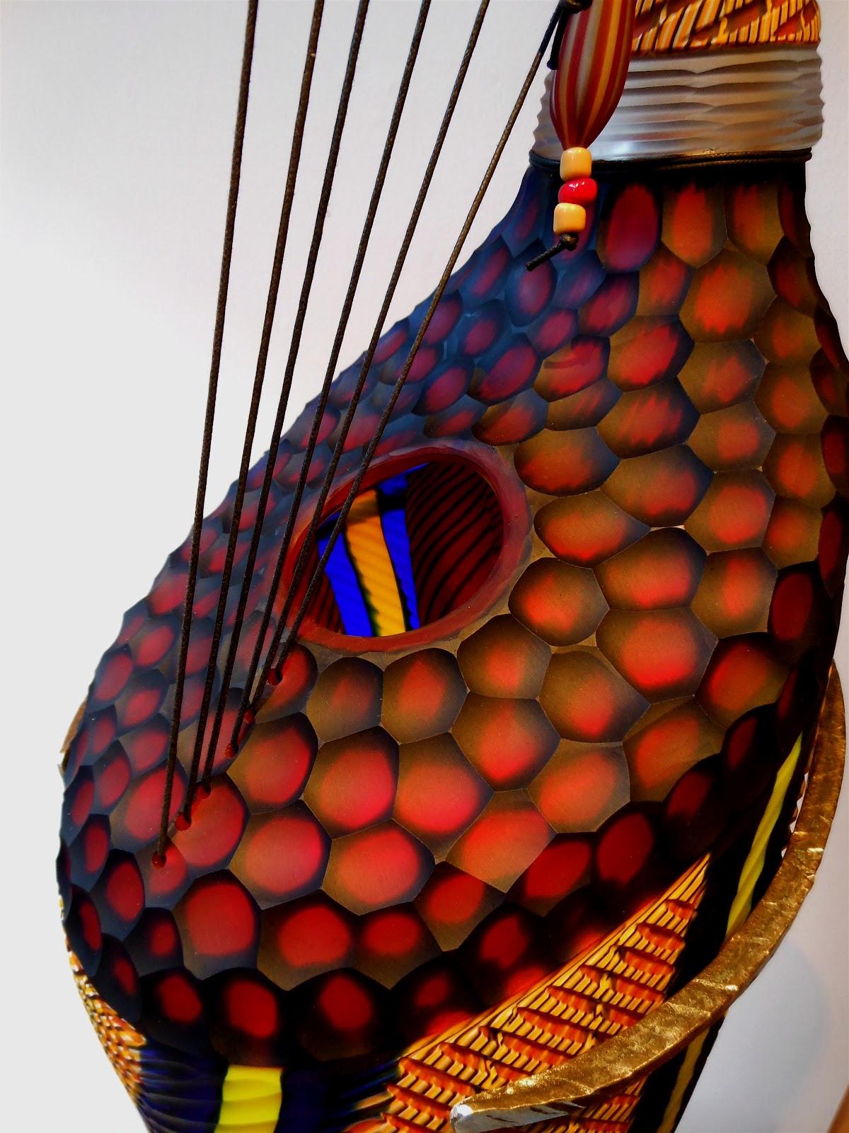 Starr Review Murano Glass Master Davide Salvadore