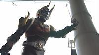 Kamen Rider Imperer Mitsuru Sano Ryuki Gigazelle