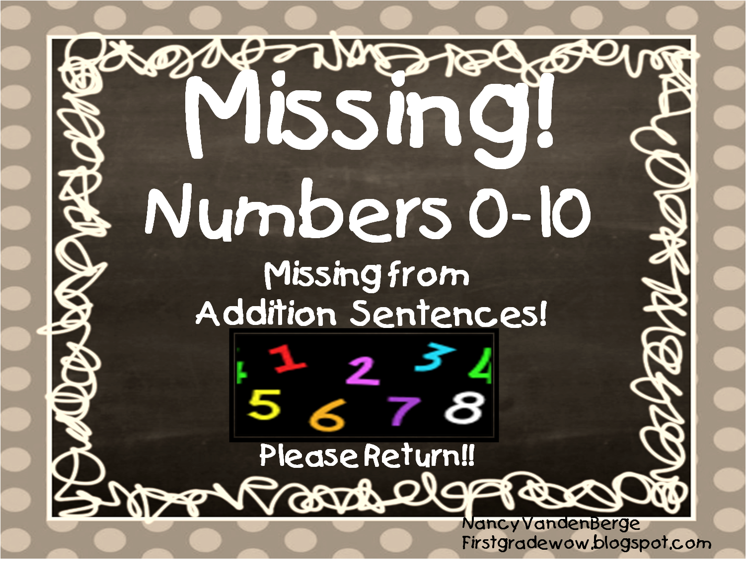 Worksheet Math Addends first grade wow help missing numbers have you seen them saturday january 19 2013