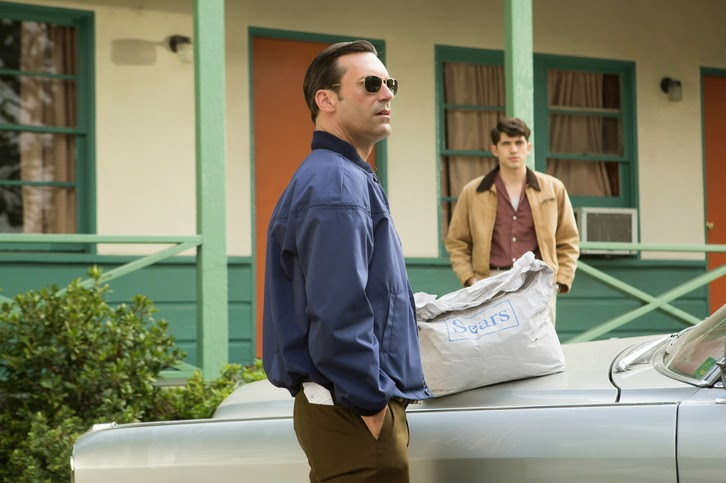 "Mad Men - The Milk and Honey Route - Review: ""Making Peace with the Past"""