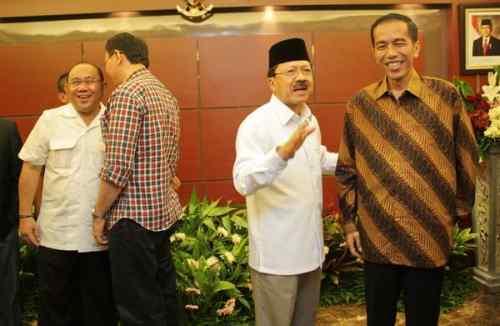 Foke Nara & Jokowi Ahok