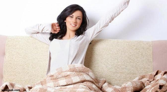 Enam Cara Agar Bangun Lebih Pagi