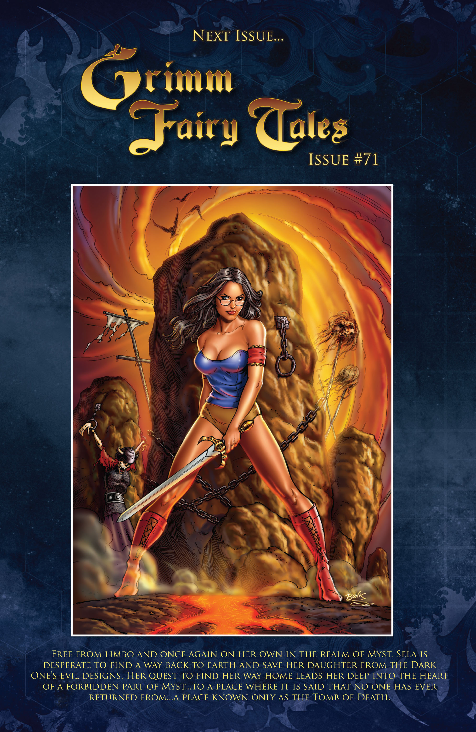 Grimm Fairy Tales (2005) Issue #70 #73 - English 25