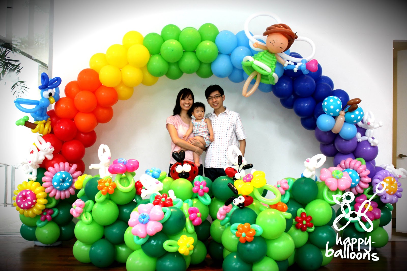 Happy Balloons | Balloon Sculpting for parties and events!: Garden ...