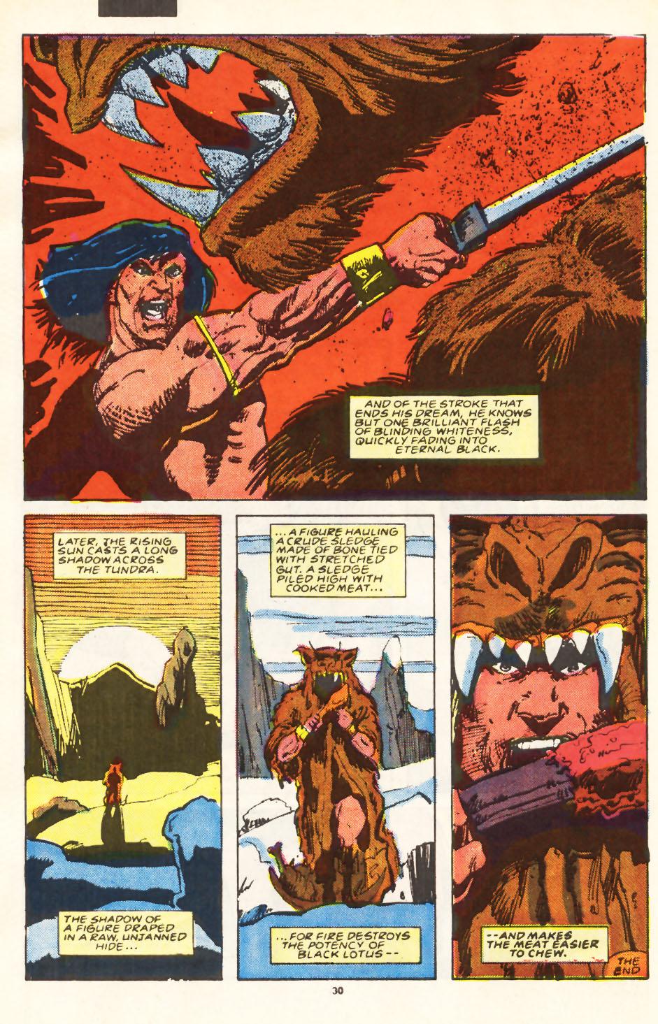 Conan the Barbarian (1970) Issue #224 #236 - English 23
