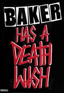 SKATERNOISE BAKER - Has A Deathwish