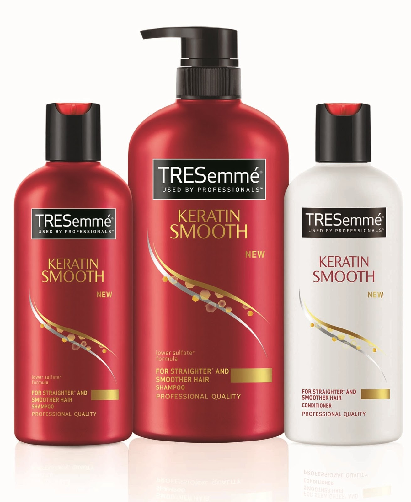 Introducing Tresemm 233 Keratin Smooth Range New Love Makeup