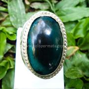 Cincin Batu Permata Bacan Doko Kristal - SP633