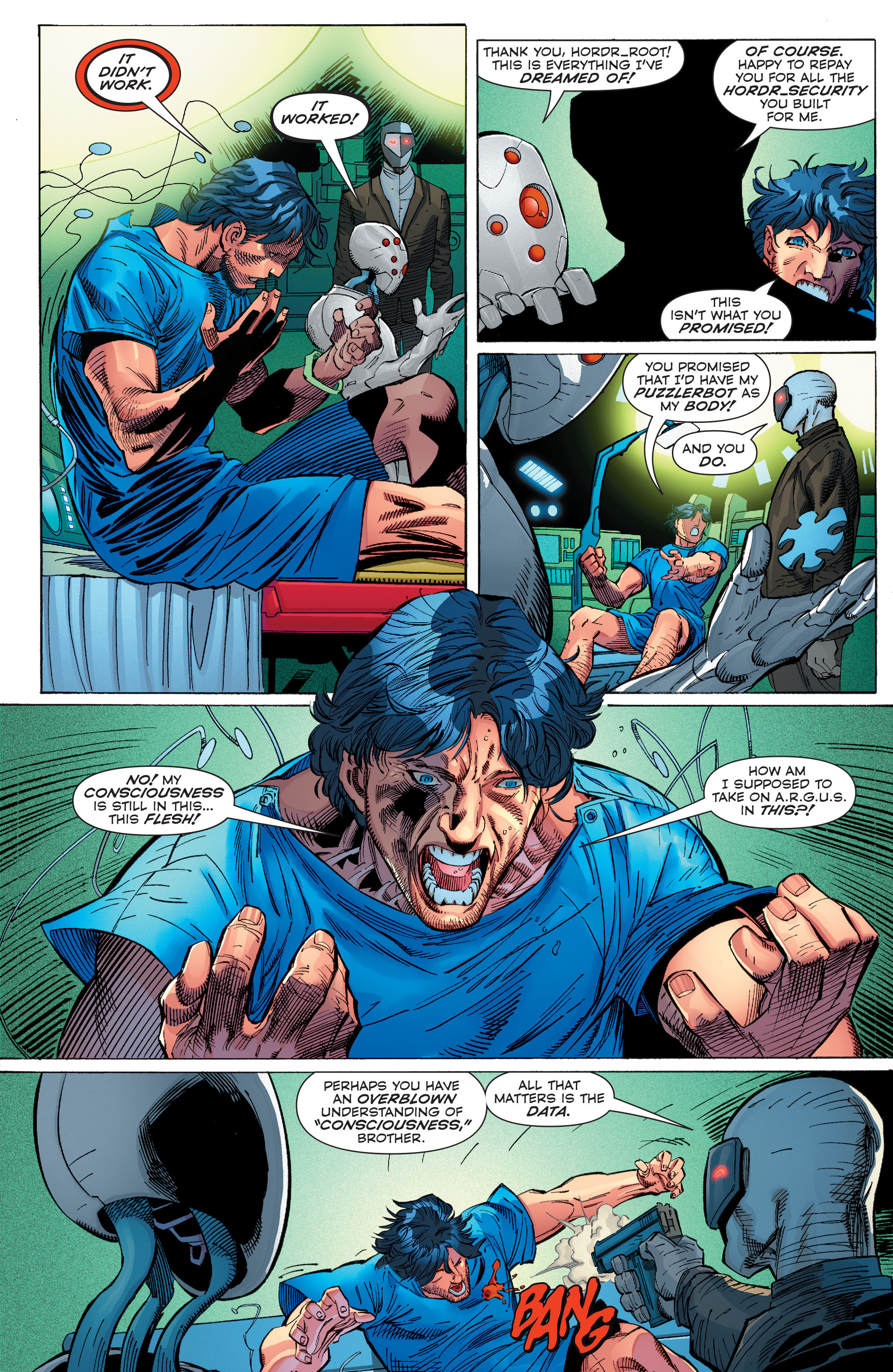 Read online Superman (2011) comic -  Issue #48 - 10