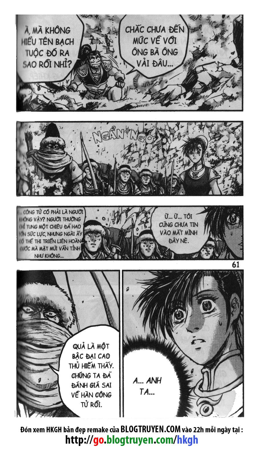 Hiệp Khách Giang Hồ chap 414 page 23 - IZTruyenTranh.com
