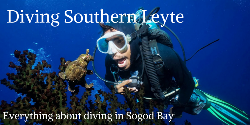 Diving Southern Leyte