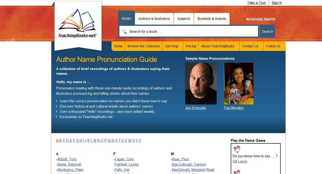 Pronunciation Guide for Names - The Name Meaning