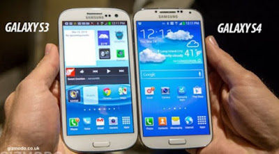 kelebihan Samsung Galaxy S4