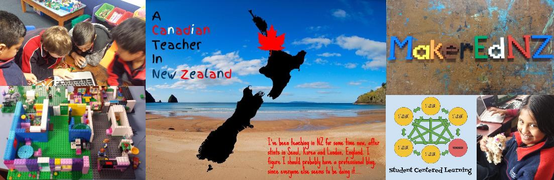 A Canadian Teacher in New Zealand