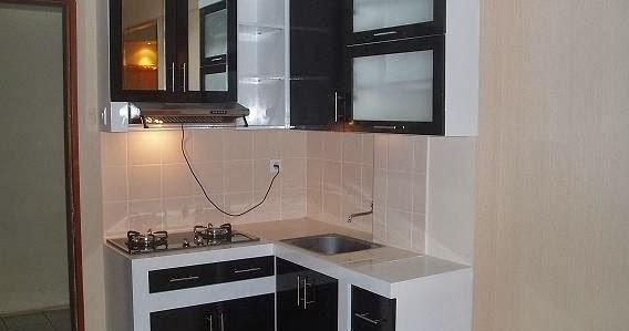 Kitchen Set Minimalis Untuk dapur sempit - Jual Kitchen ...
