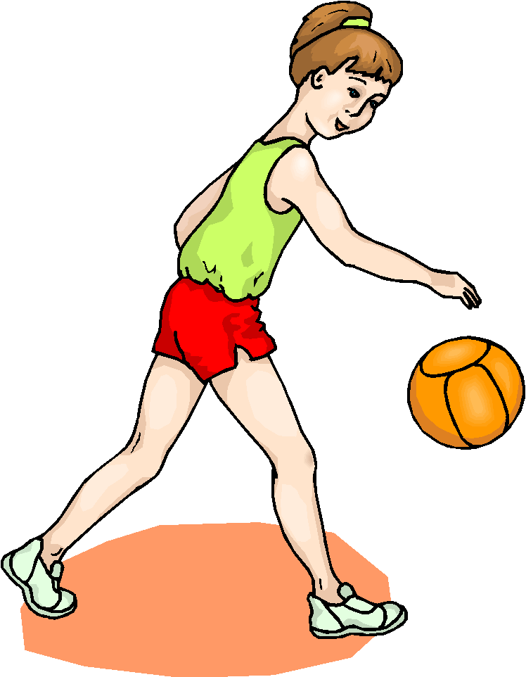 Girl play volleyball free clipart free microsoft clipart for Clipart microsoft