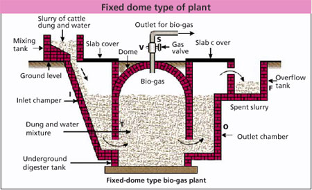 Biogas plant anaerobic digester blog biogasplant picture for Household biogas plant design pdf