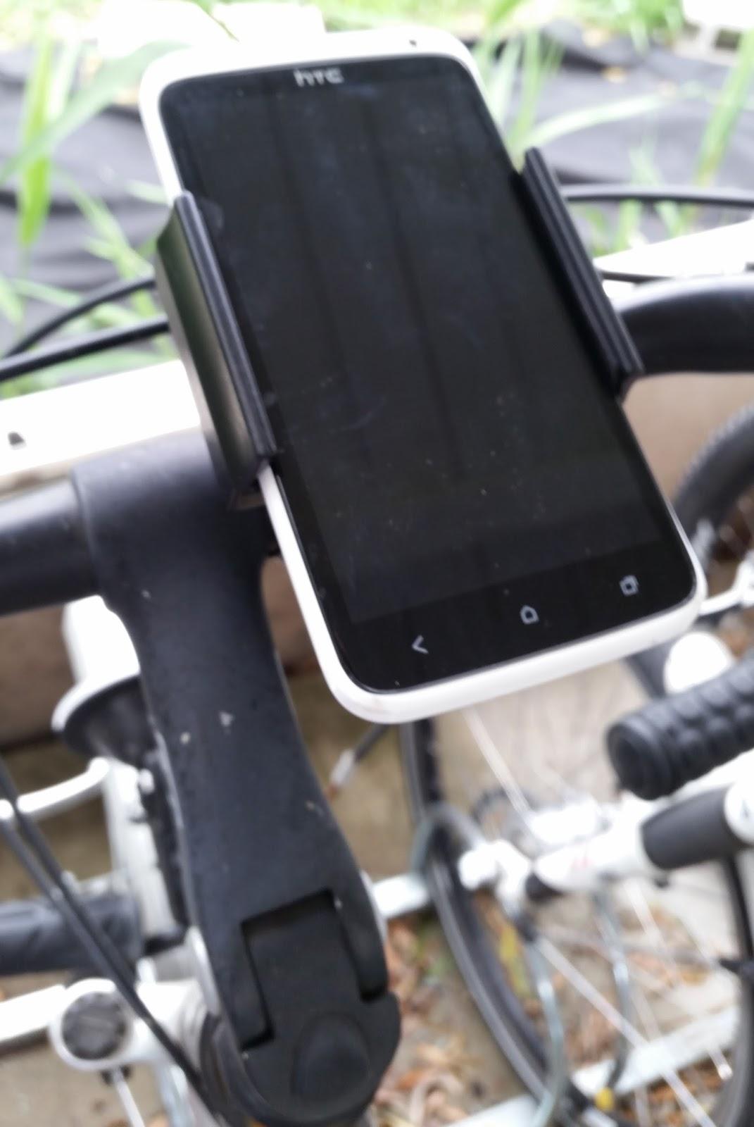 der tester ipow handyhalterung f r das fahrrad. Black Bedroom Furniture Sets. Home Design Ideas