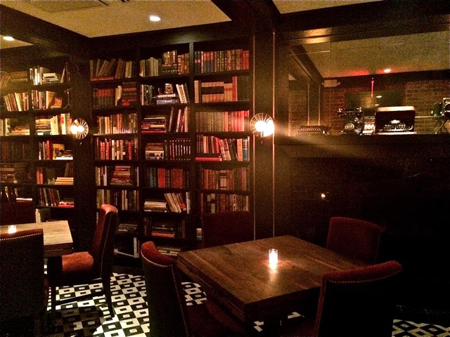 The Writing Room: A favorite food-sighting | The Skinny On Manhattan
