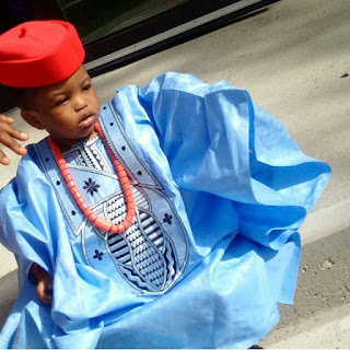 How to Rock Agbada - Men! - Style Up With Kim