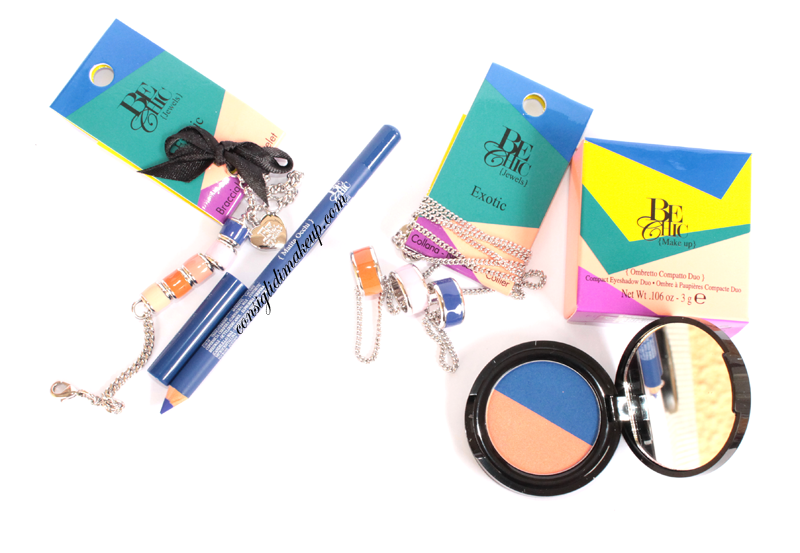 Be Chic Nature Voyage Make Up & Jewels