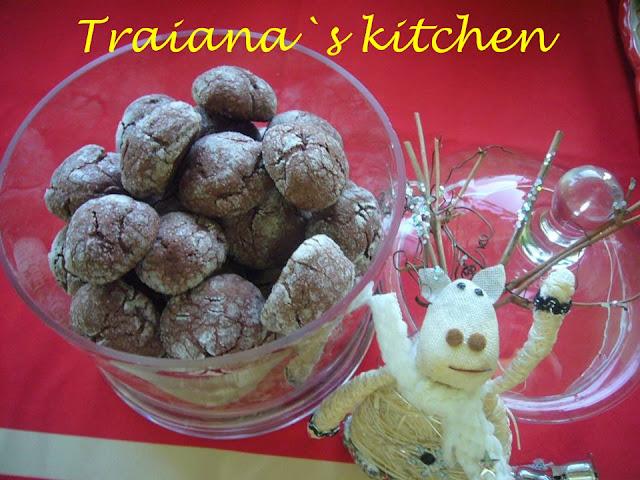 Шоколадови бисквити Трюфел