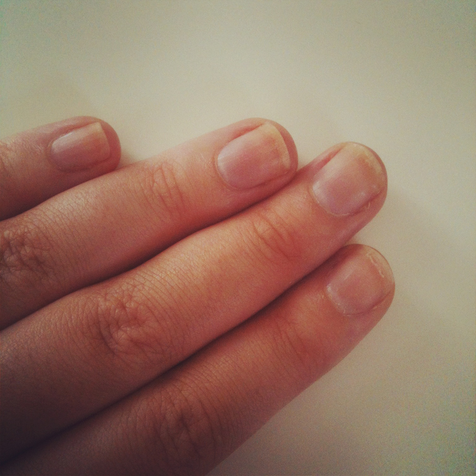 HOW TO: Healthy Looking Nails - using Jessica Phenomen Oil ...