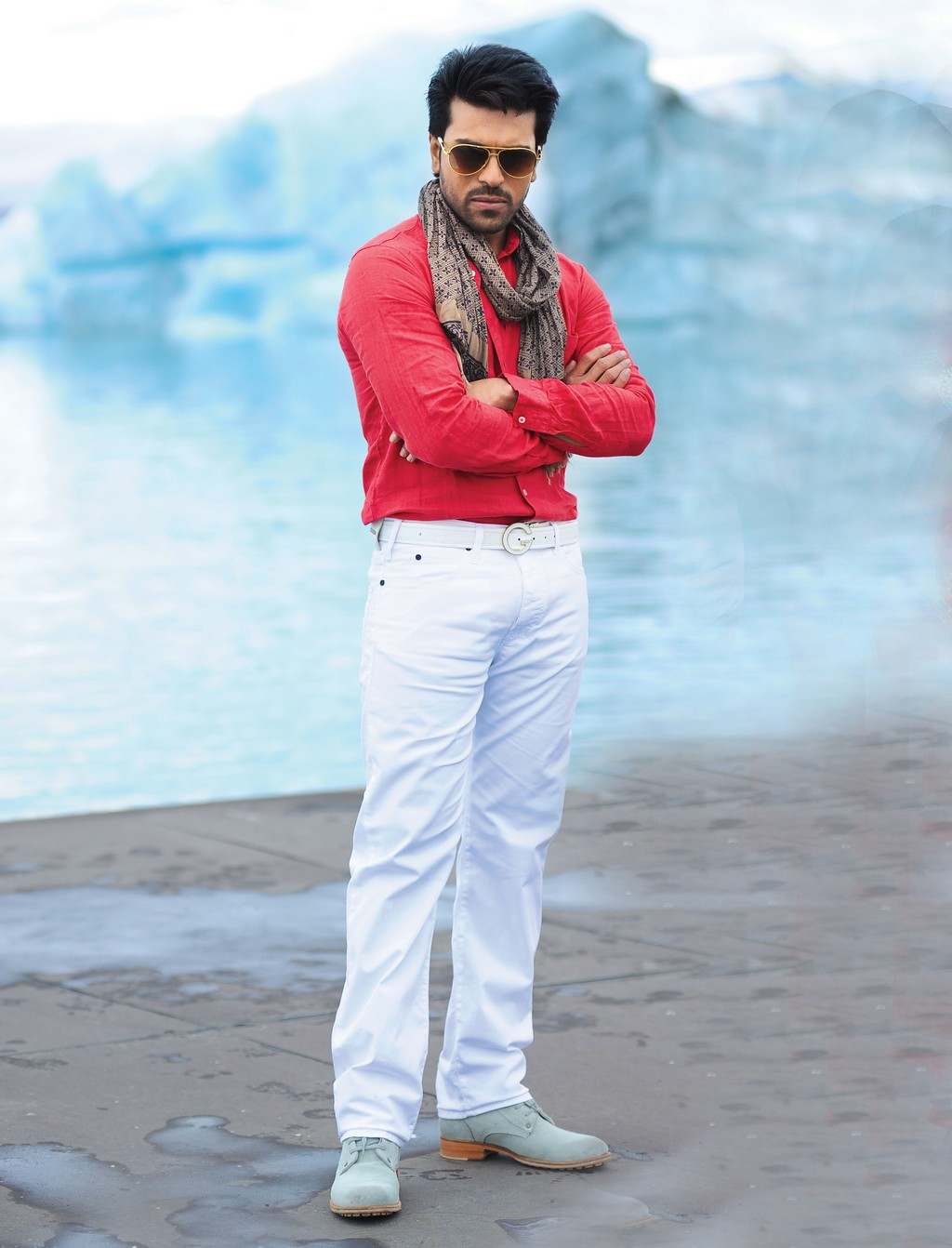 Tollywood Tab Megapower Star Ram Charan Teja S From Nayak