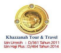 Khazzanah Tour Travel Umrah Dan Hajj Plus Jakarta, ID