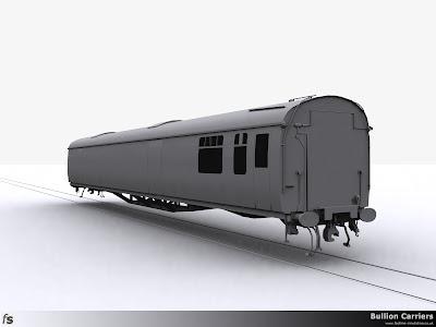 Fastline Simulation: NWX Security Bullion Vehicle