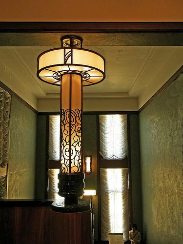 Agung design center memadukan gaya interior art deco dan for Pictures of art deco interior design