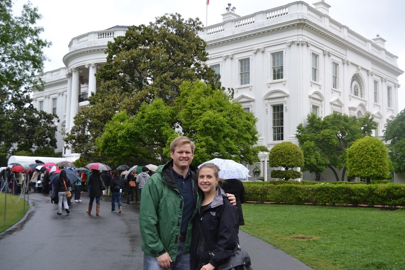 Indelible Insight: White House Spring Garden Tour