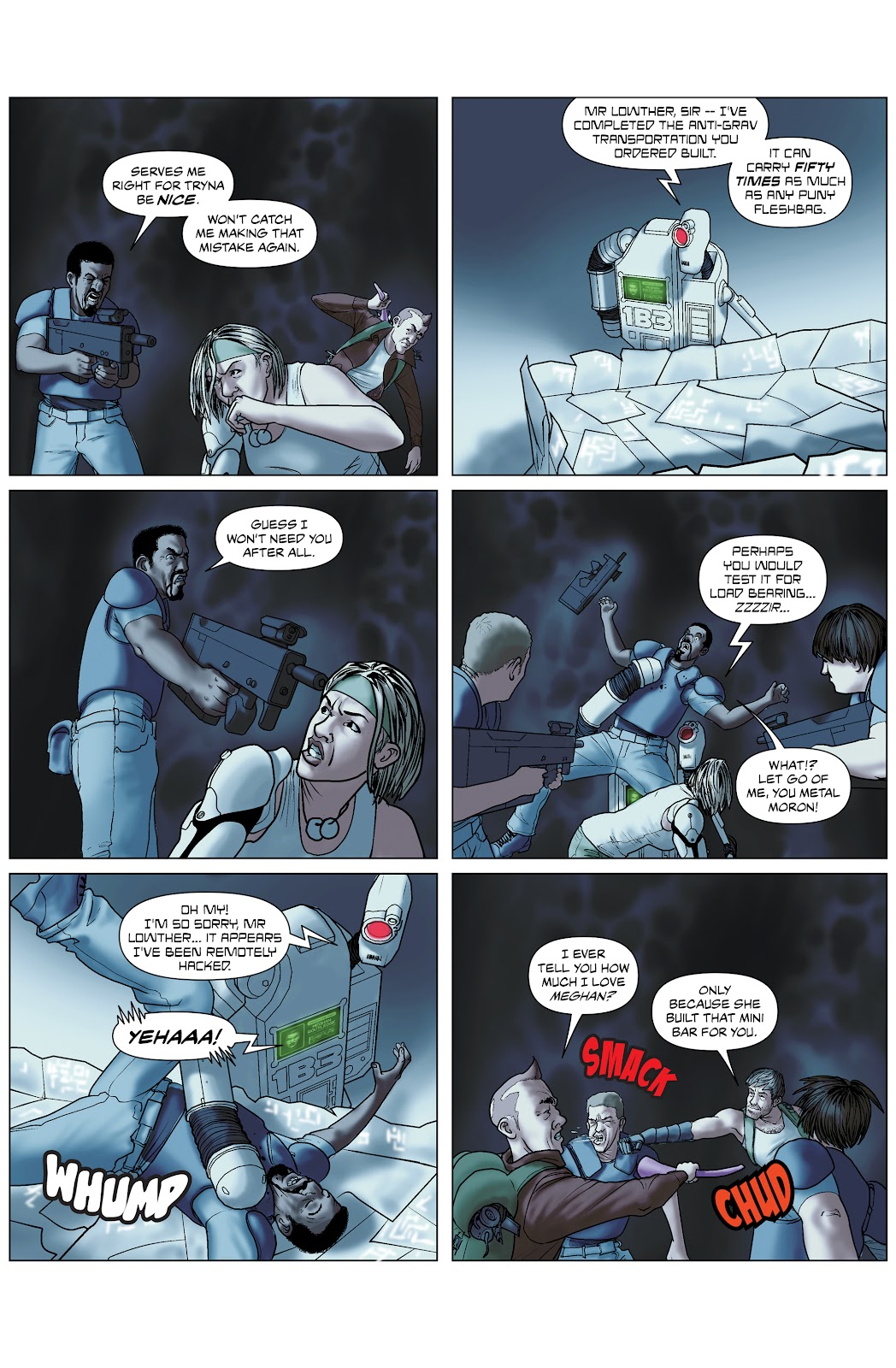 100% Biodegradable Issue #18 #18 - English 20