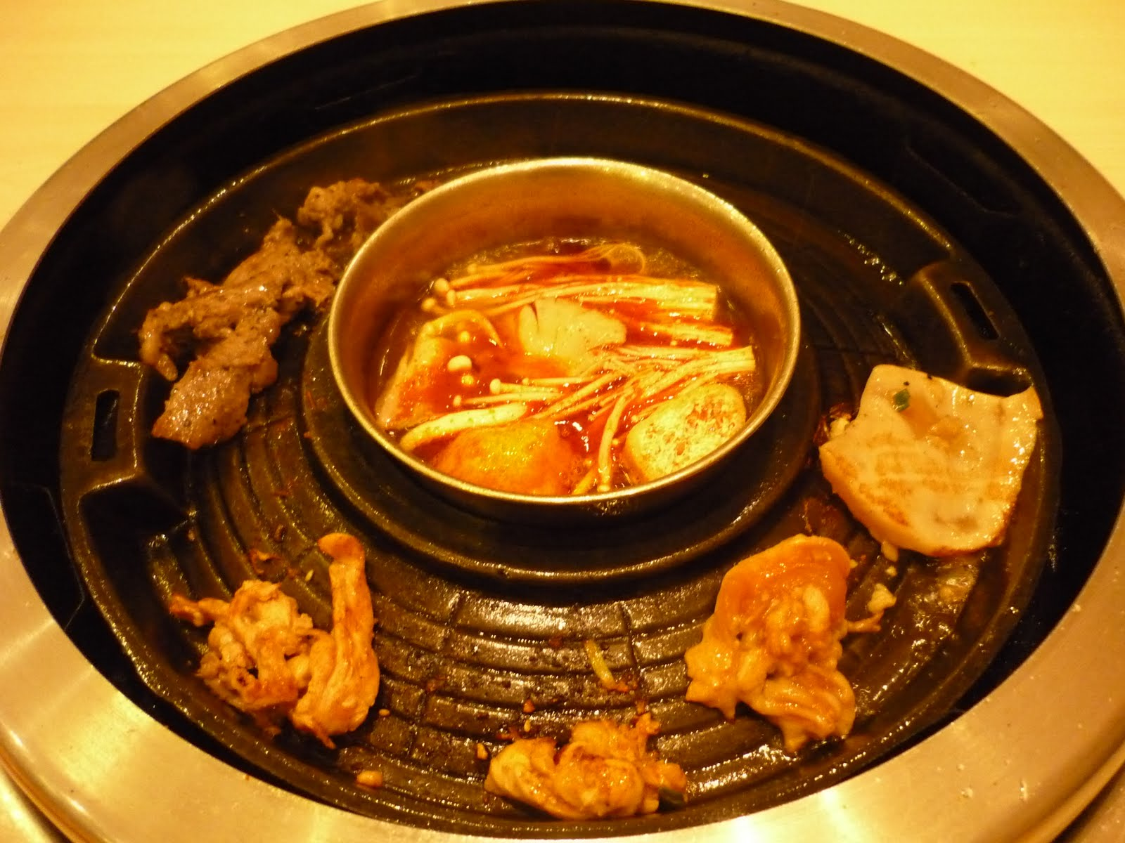 To Live with Passion\'s Simplicity...: Seoul Garden, IOI Mall Puchong