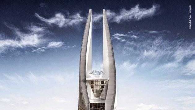 برج  النور المغرب