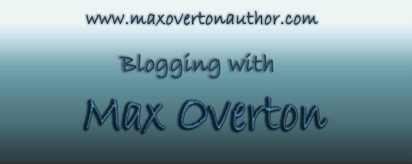 Max Overton Blog