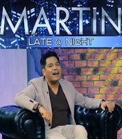 Martin Late@Night | Martin Late at Night  talk show ABS-CBN Kapamilya