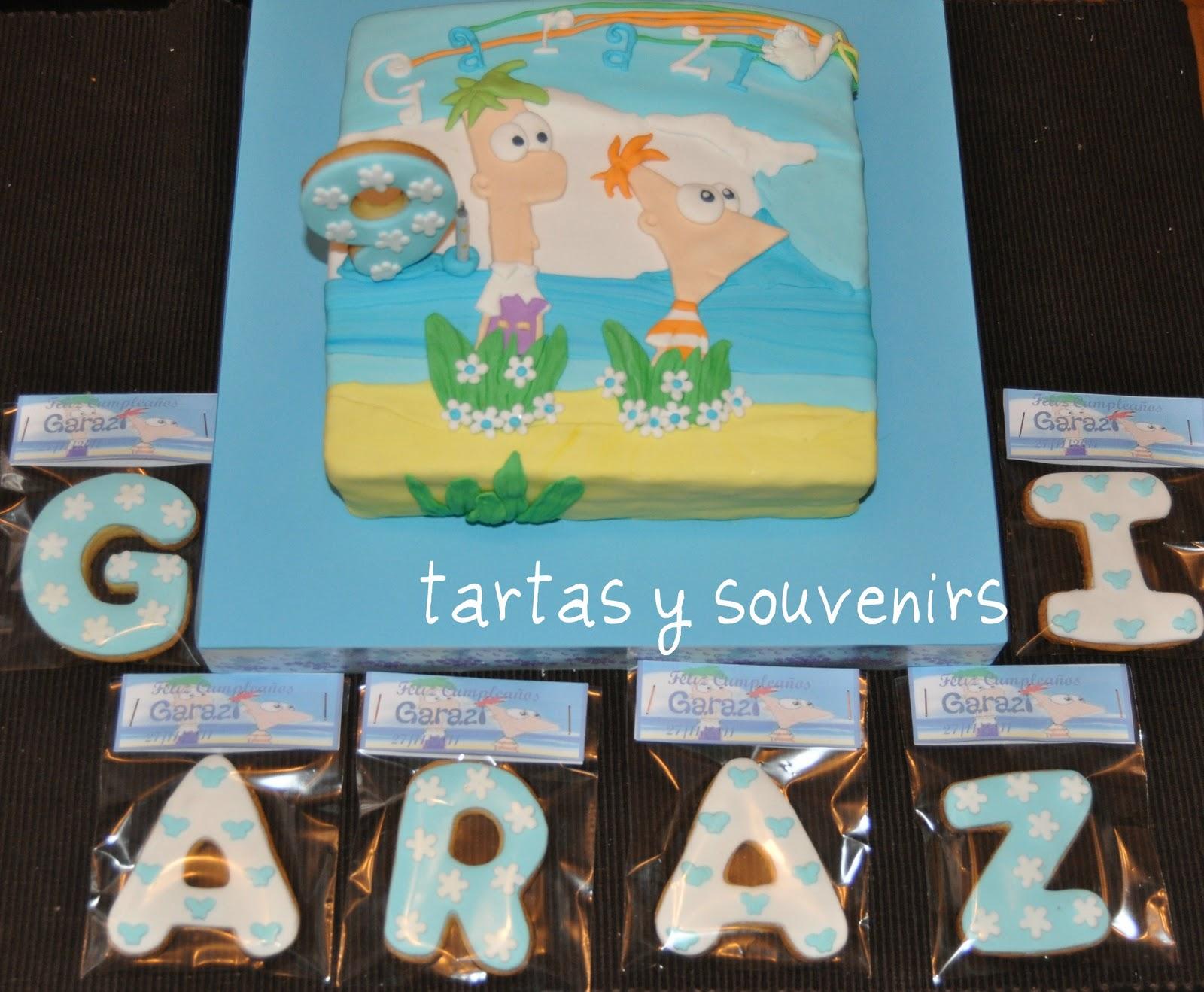 Publicado Por Tartas Souvenirs